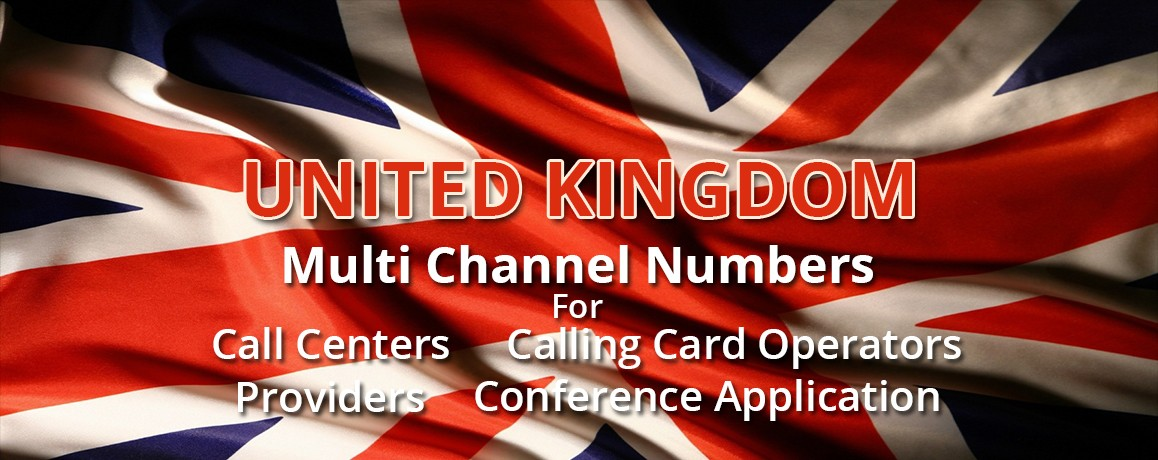 Uk DID Number |unlimited Channels |Lodon|Birmingham Virtual PRI